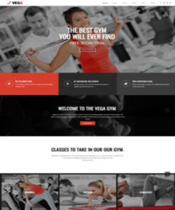 gym website designers sydney - Web Design