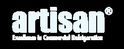 artisan white logo - Home 2
